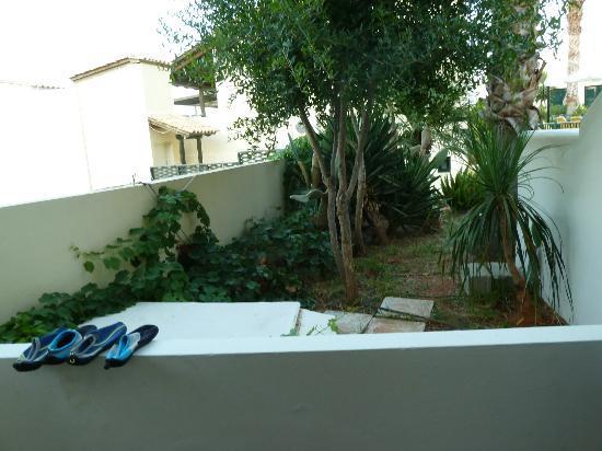 Eurohotel Katrin Suites: Balkonaussicht