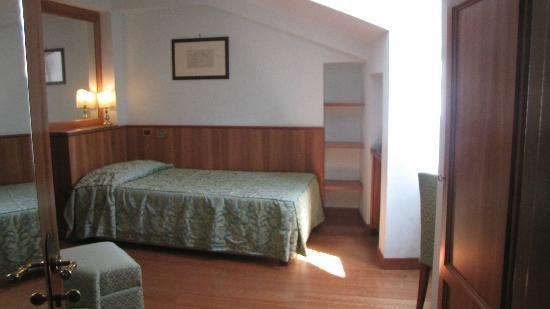Exe Hotel Della Torre Argentina: room 302