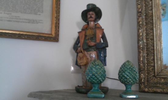 Hotel Villa Nefele: hall