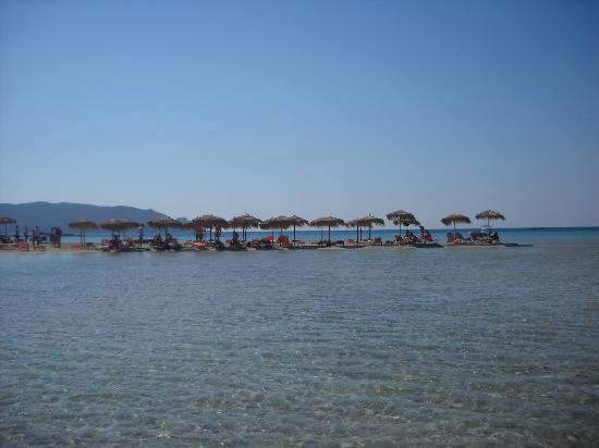 Elafonissi  Beach: Elafonissi beach