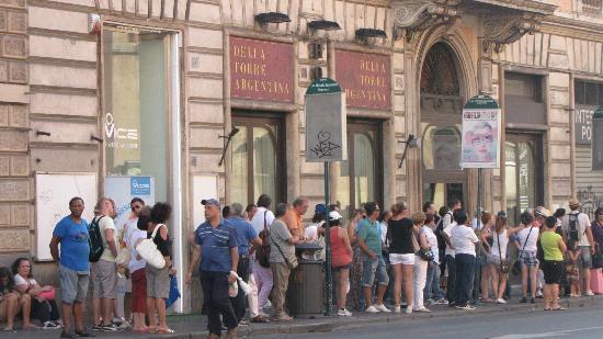 Exe Hotel Della Torre Argentina: hotel entrance