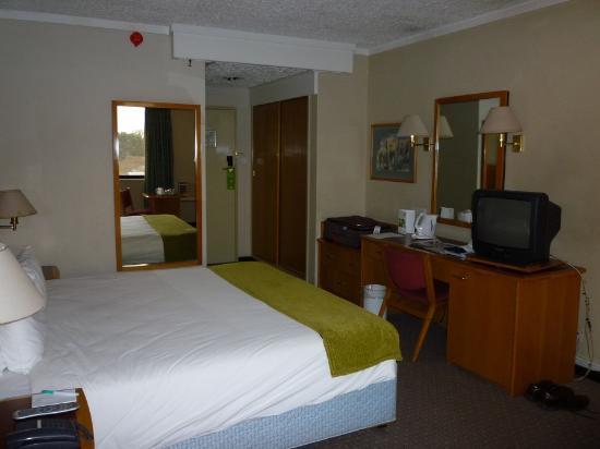 Holiday Inn Harare: Room