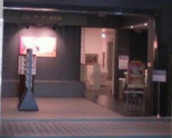 New Otani Art Museum: 美術館入口