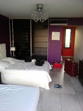 Villa Cassis: Chambre