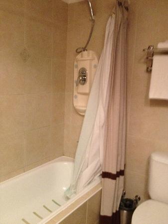 Malalcahuello Thermal Hotel & Spa: Baño