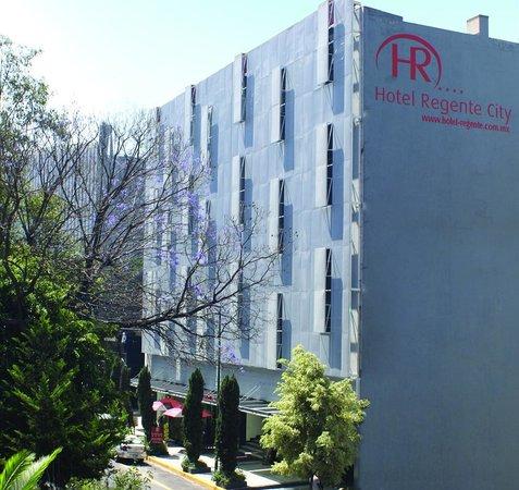 Photo of Hotel Regente City Mexico City