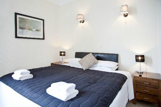Maranatha House: Double Bedroom
