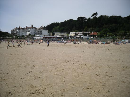 St. Brelade's Bay Beach: St. Brelades Bay beach