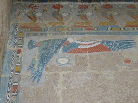 Temple d'Hatshepsut à Deir el-Bahari