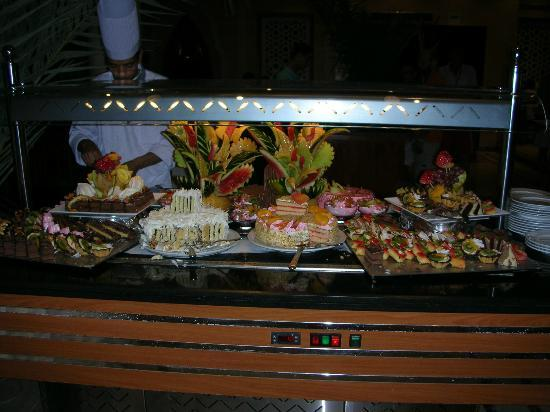 Club Reef Resort: buffet dolci
