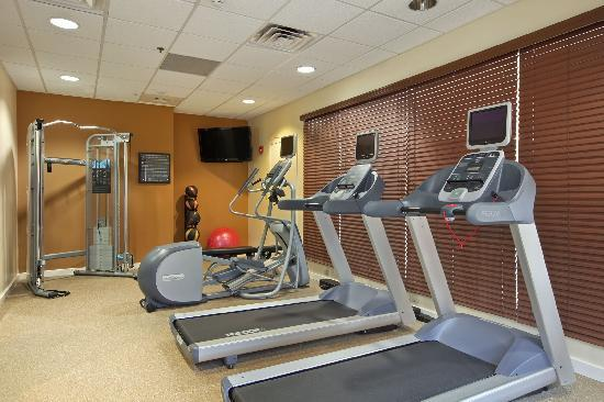 Hilton Garden Inn Hoffman Estates: Fitness Center