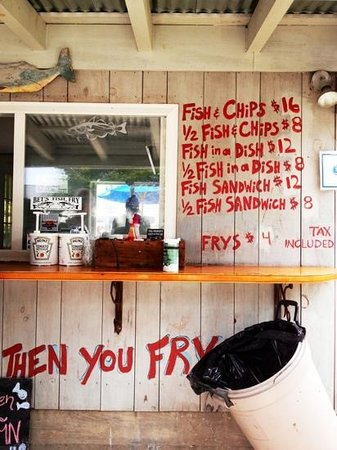 Bet's Famous Fish Fry