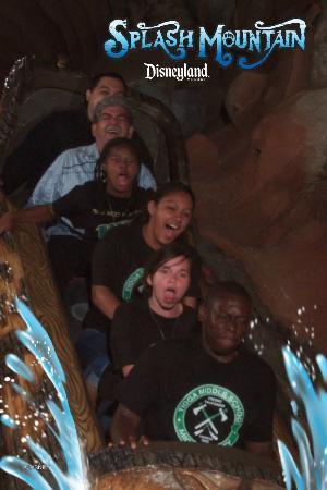 Splash Mountain Picture Of Disneyland Park Anaheim Tripadvisor