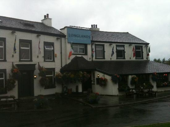 The Longlands Inn & Restaurant : outside
