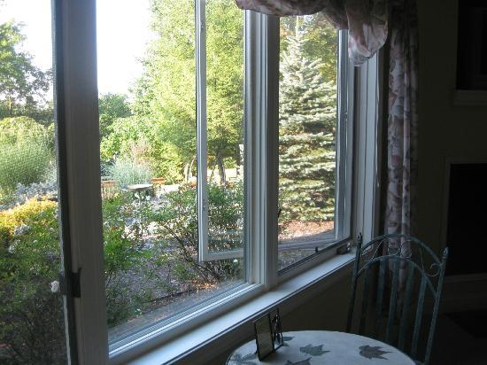 Mountain Hideaway Bed & Breakfast: View from the Buena Vista Room