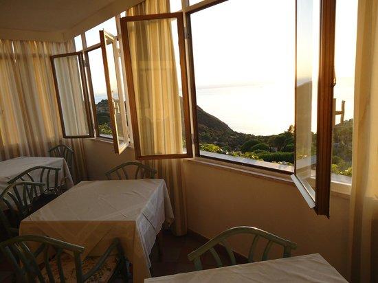 Hotel Bel Tramonto: sala colazioni