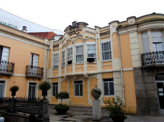 Caldas de Reis, Spanyol: Hotel with history