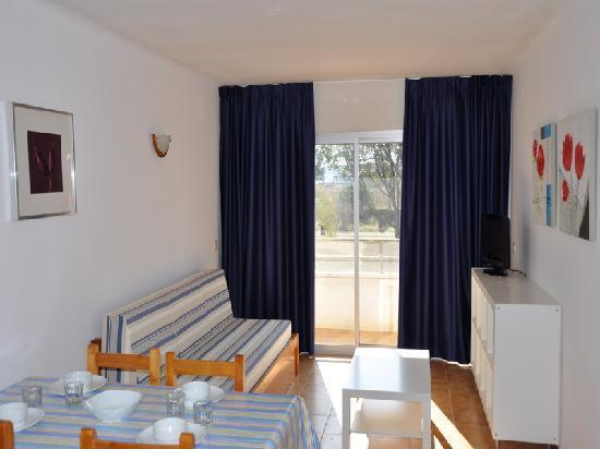 Festa Apartment Complex: Salon Apartamento