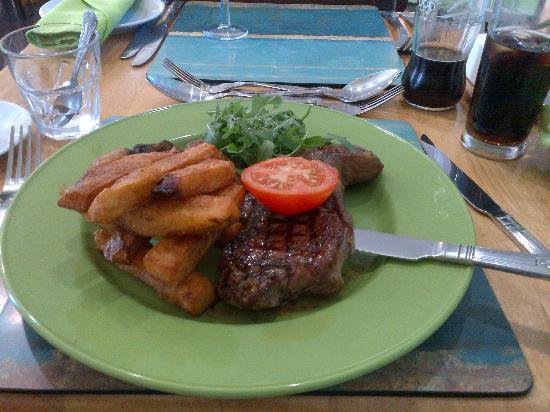 River Life Cafe Bistro Restaurant Bude