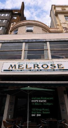 ‪The Melrose Restaurant‬