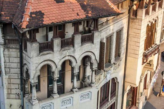 Sarroglia Hotel : Vista desde la habitación