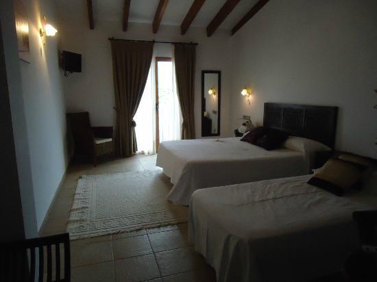 Hotel Tossal d'Altea: Habitacio 2º planta perfecta