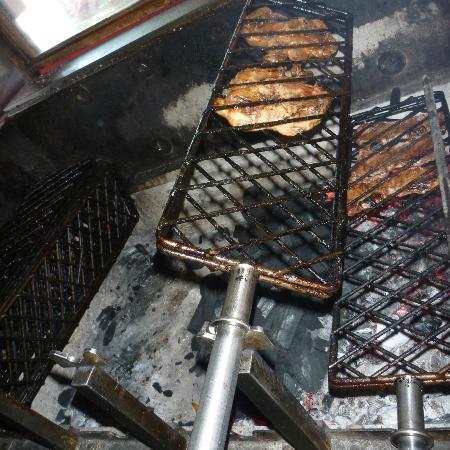Galitos Grill: galetos au grill