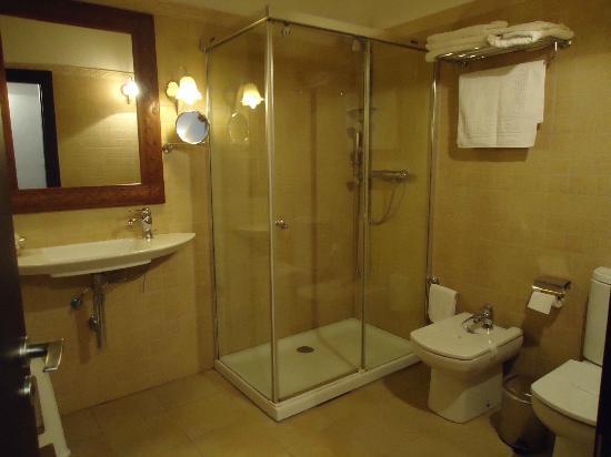Hotel Tossal d'Altea: baño