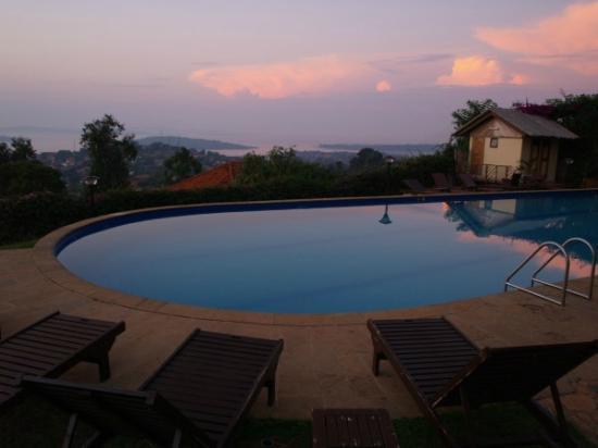 Cassia Lodge: PISCINA DEL HOTEL