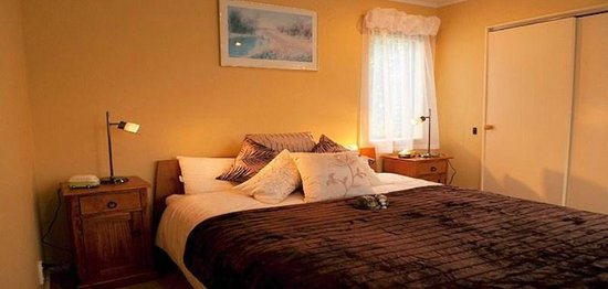 Mokoia Downs Estate B&B: Tarawera Suite Room 2