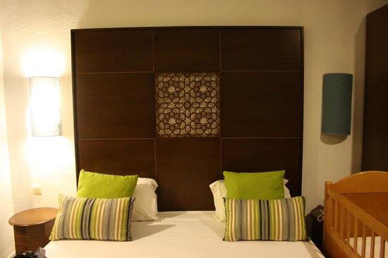 Club Rosa Rivage: Bedroom