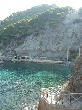Hotel Mar i Vent: Cala Banyalbufar