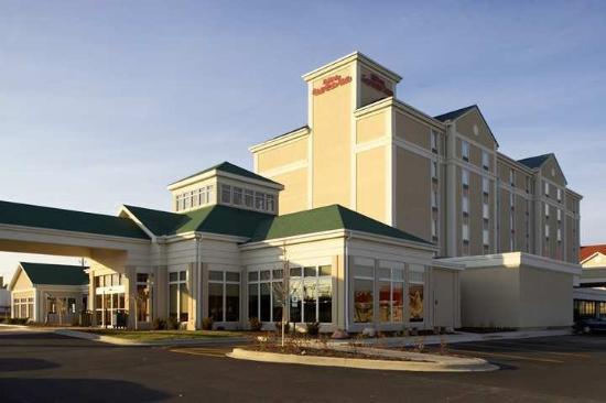 Hilton Garden Inn Champaign/ Urbana : Exterior