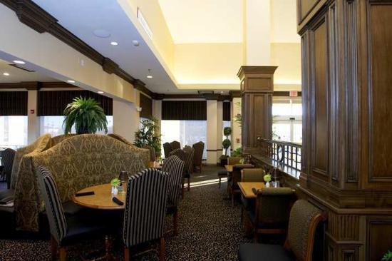Hilton Garden Inn Champaign/ Urbana : Restaurant