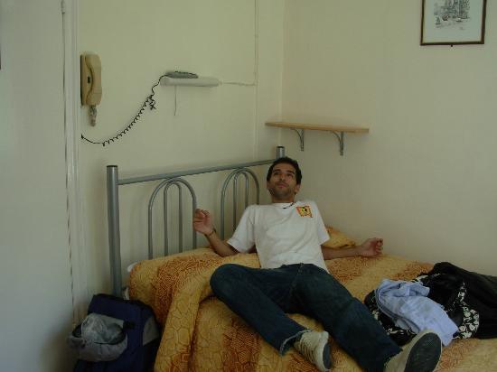 Gower House Hotel: Cuarto con cama 2 plazas