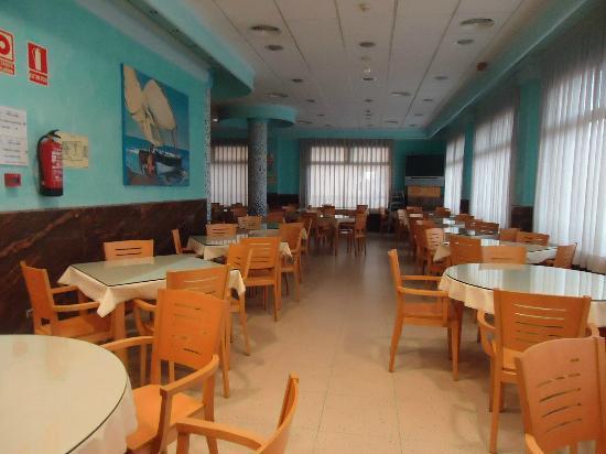 Sensity Hotel Vent de Mar: comedor