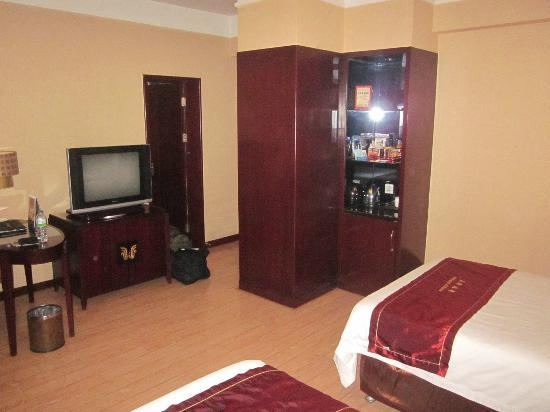 Meihua Goldentang International Hotel: Room