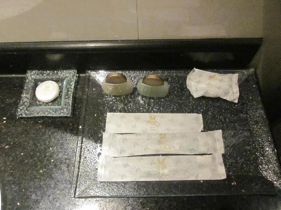 Meihua Goldentang International Hotel: Complimentary Toiletries