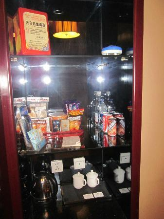 Merlinhod Hotel: Snacks