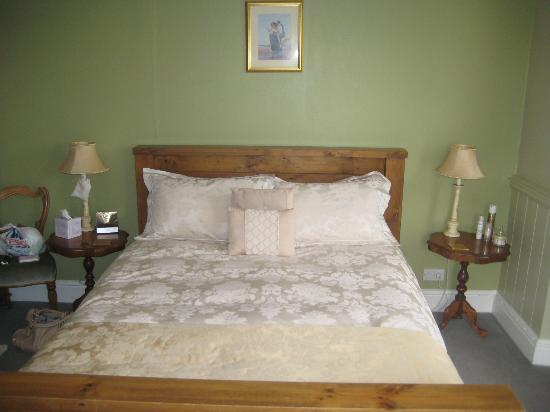 The Pack Horse: comfy bed