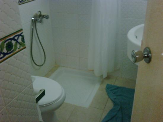 Club Oasis Marine : Salle de bain