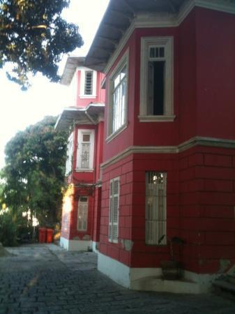 Casa MangoMango: facciata della casa