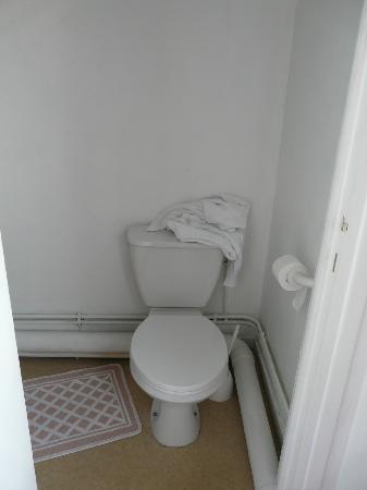 Hotel de la mer: wc