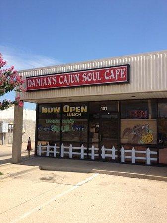 Damian's Cajun Soul Cafe