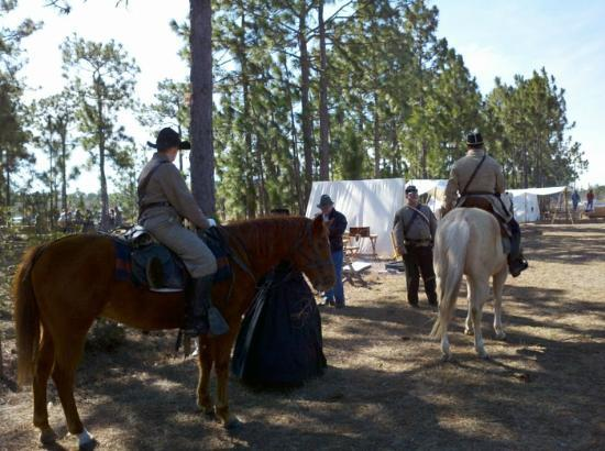 Cameron Art Museum : Civil War Living History Weekend