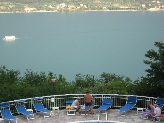 Residence Hotel Maxi: vista panoramica