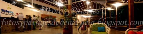 Isla Caribe Beach Hotel : Lobby (Wi Fi abierto en esta zona)
