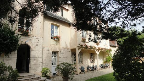 Castel Fleuri: l'hôtel