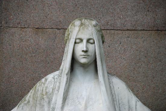 Melaten-Friedhof: Female Tombstone