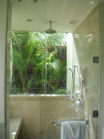 Fairmont Mayakoba: Bathroom Shower